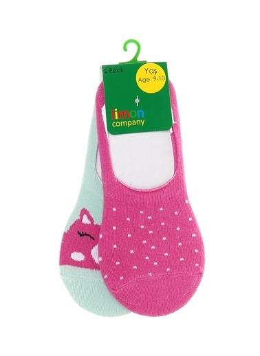 Limon Company Spor Çorap Fuşya